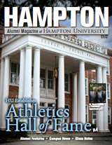 Hampton - The Alumni Magazine of Hampton University